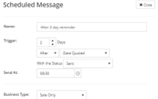 Improved Control of your Chaser Emails